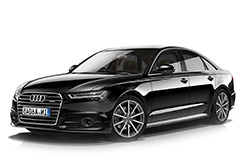 Alquiler Audi A6 C7 con conductor