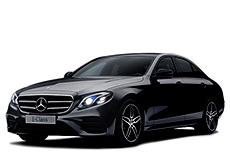 Alquiler Mercedes Clase E con conductor